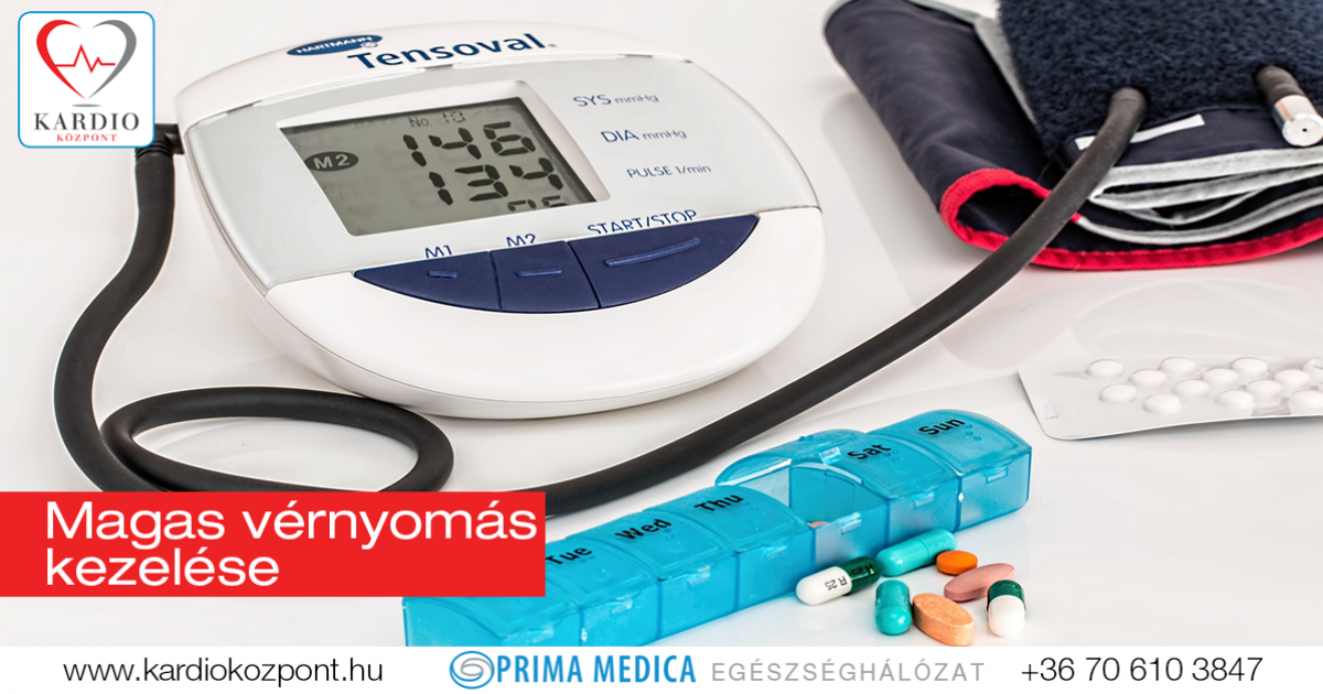 magas vérnyomás vér a nasopharynxben