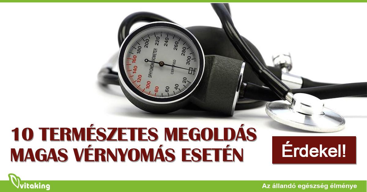 ha a vérnyomás magas vérnyomás esetén hirtelen csökken Hipertóniám van és nagy a hasam