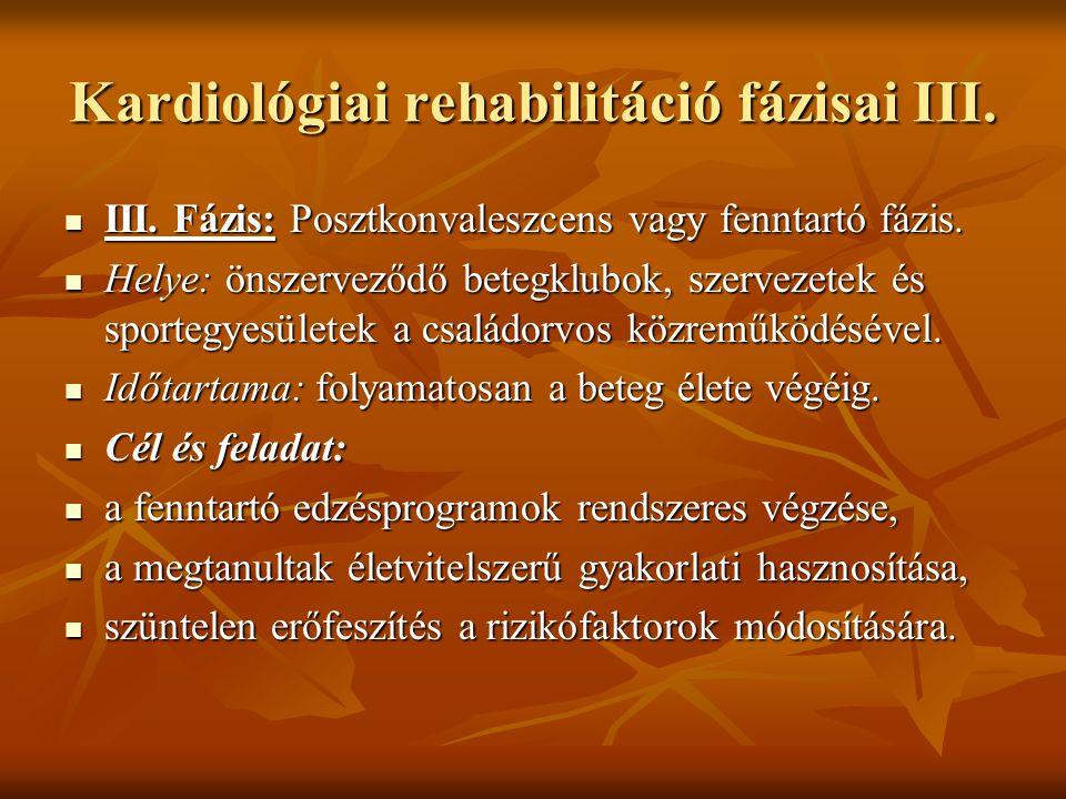 magas vérnyomás rehabilitációs feladatok