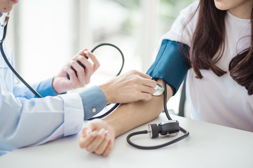 a test gyengesége magas vérnyomással