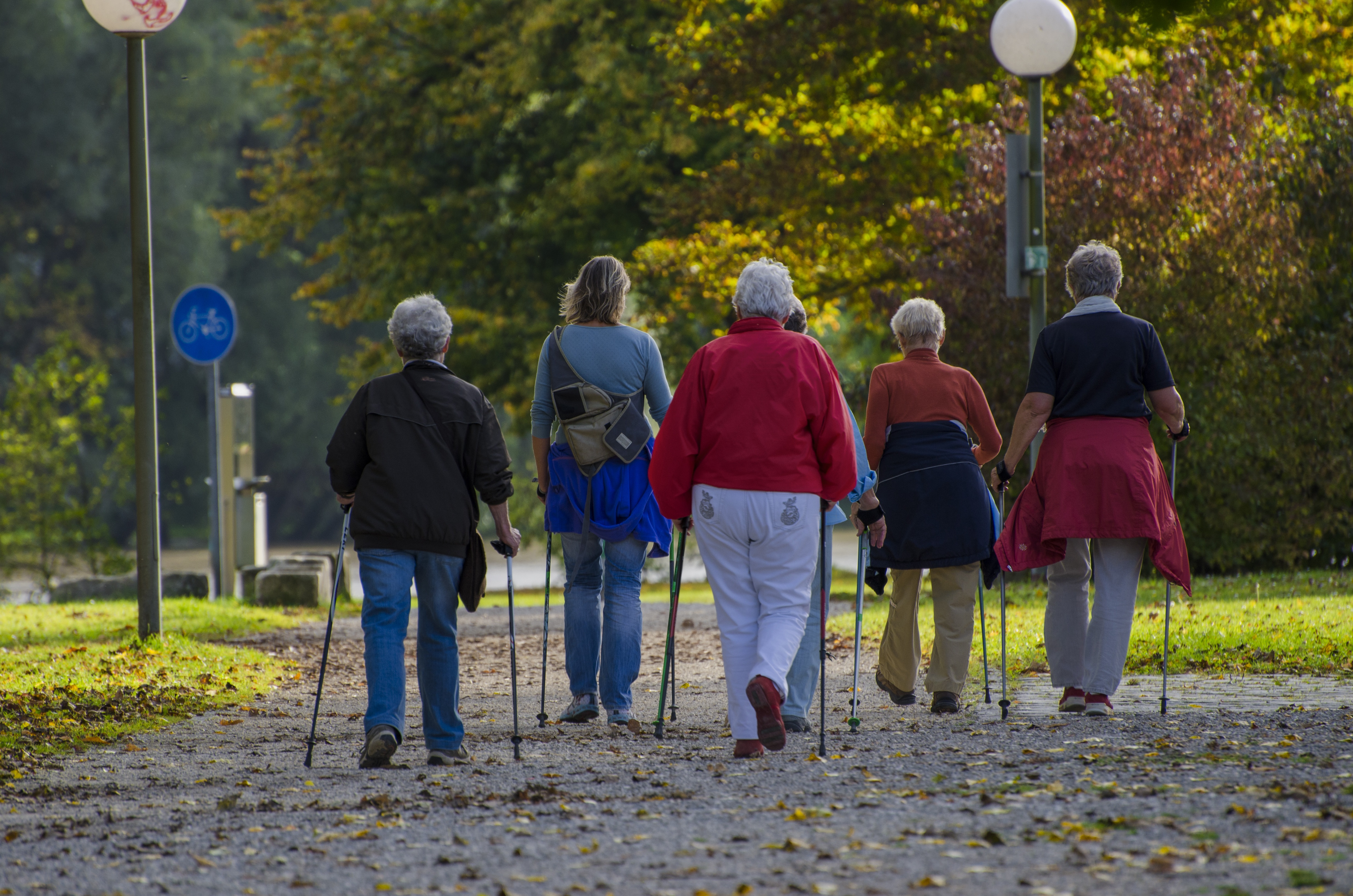 magas vérnyomás nordic walking hogy hipertóniával és dohányzással fut-e
