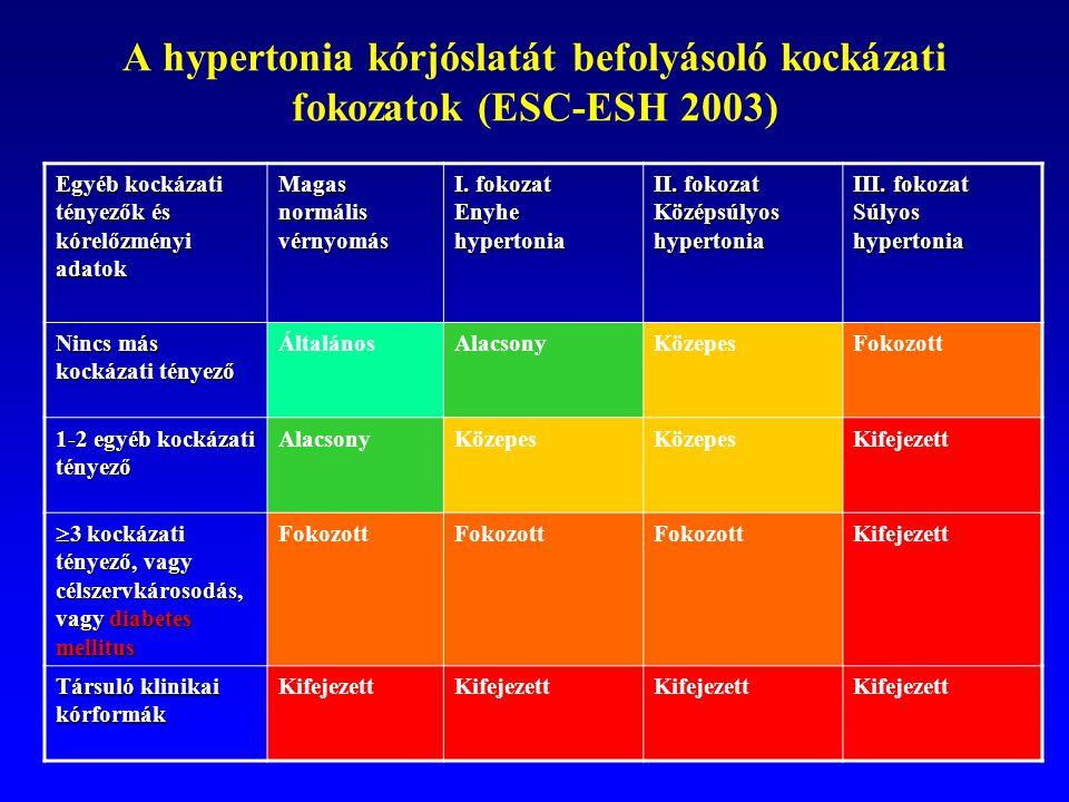 magas vérnyomás 2 fokozat 4 kockázat, mi ez