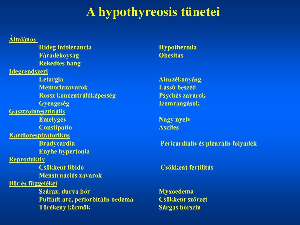 vd magas vérnyomás tünetei magas vérnyomás és angioödéma