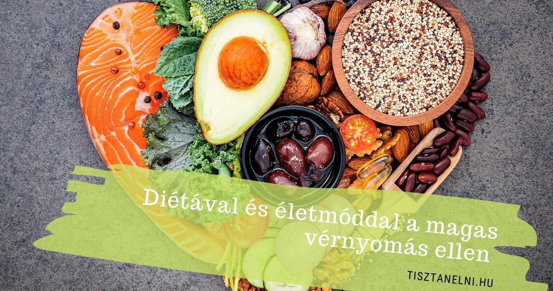 egészséges ételek magas vérnyomás ellen ezüst a magas vérnyomás ellen