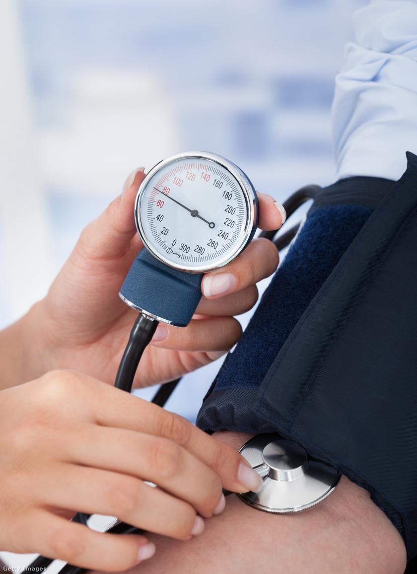 magas vérnyomás rohamokkal