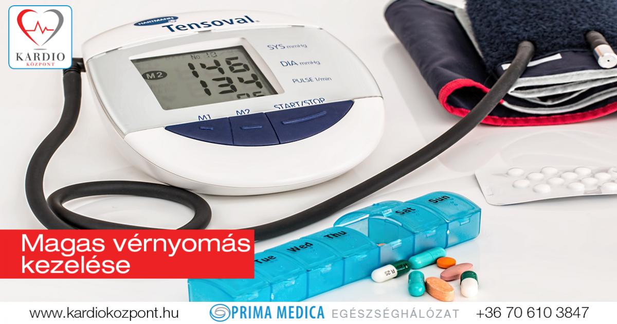 terápia a magas vérnyomás kezelésére magas vérnyomás elleni jogok megszerzése
