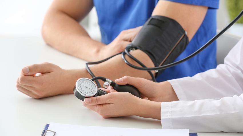 a magas vérnyomás nagysága