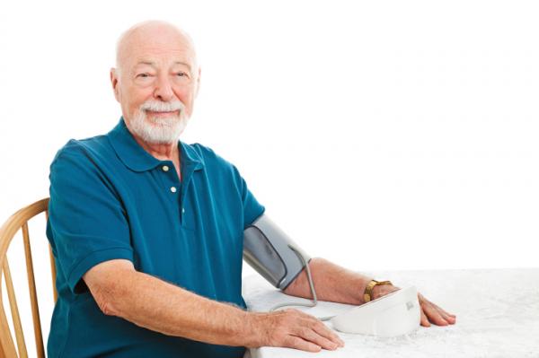 az idősek, amelyek jobbak a magas vérnyomás esetén magas vérnyomás a pajzsmirigyben