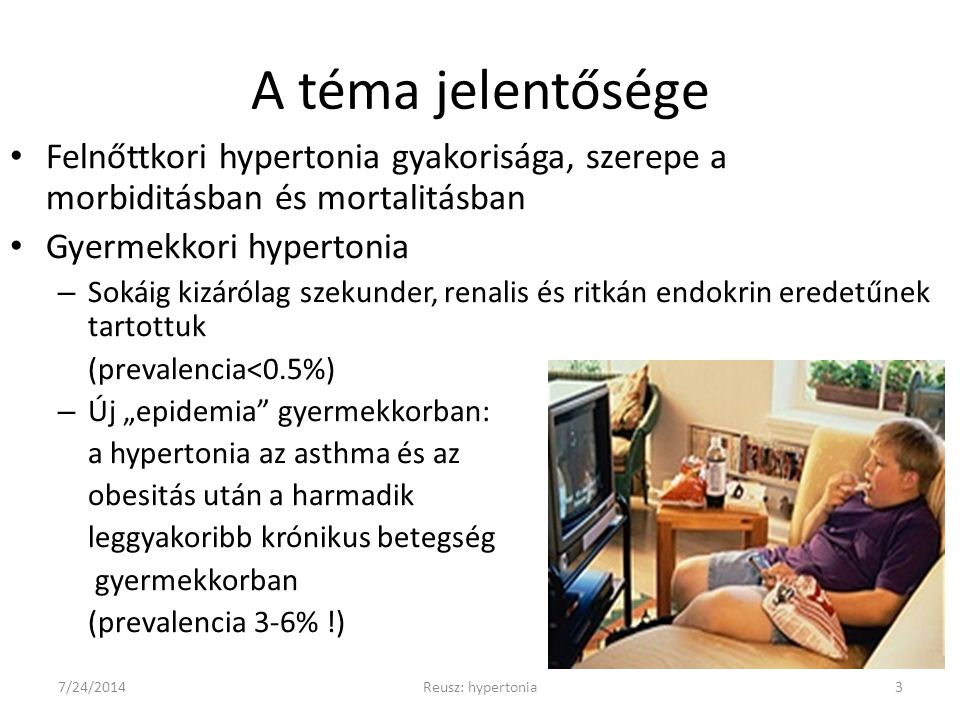 hipertónia mit jelent 3