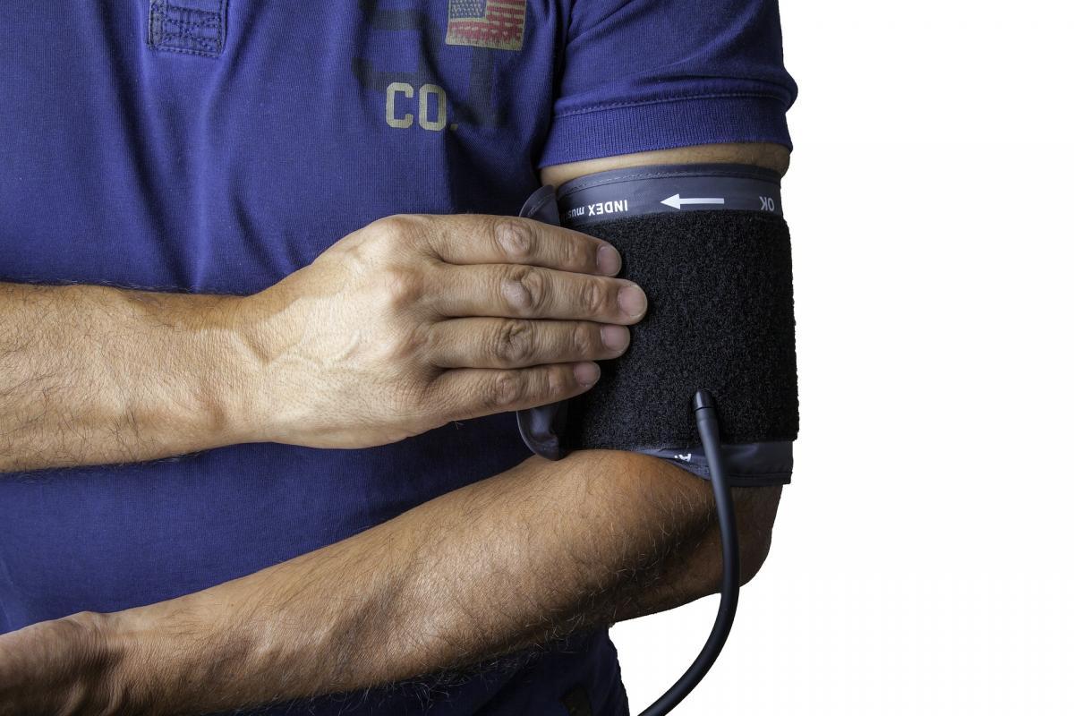 fulladás és magas vérnyomás