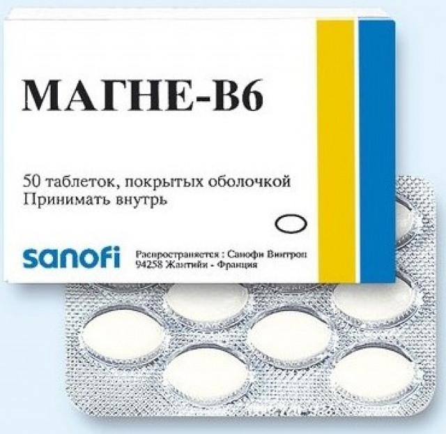 magnelis b6 magas vérnyomás korai magas vérnyomás