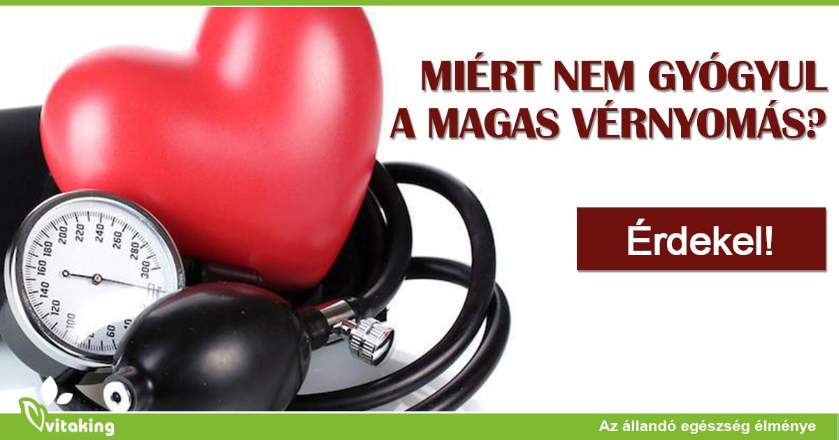mi a magas vérnyomás a szív és az erek magas vérnyomás szükséges vizsgálatok