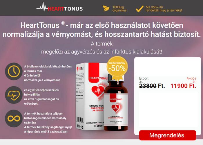 magas vérnyomás pressoterápia