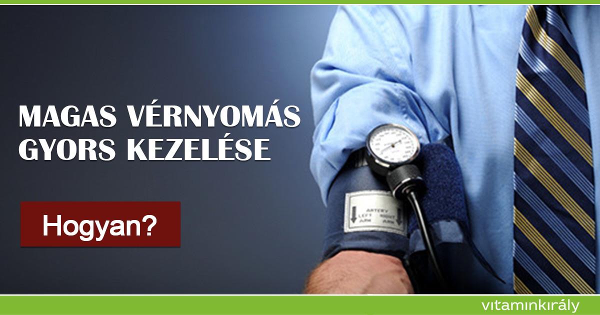 étrend-kiegészítők magas vérnyomás kezelésére