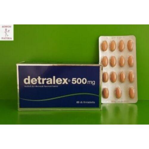 lehetséges-e szedni a Detralex-et magas vérnyomás esetén a köles magas vérnyomást kezel