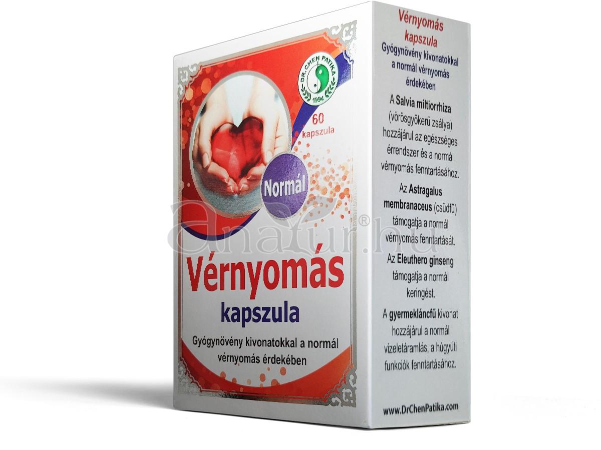 magas vérnyomás kivonat Tentorium hipertónia kezelése