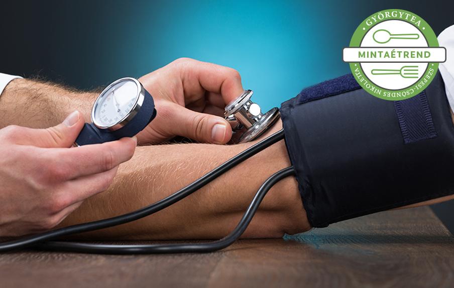 recept a magas vérnyomás tűkkel a legjobb vérnyomáscsökkentő gyógyszerek és mik ezek