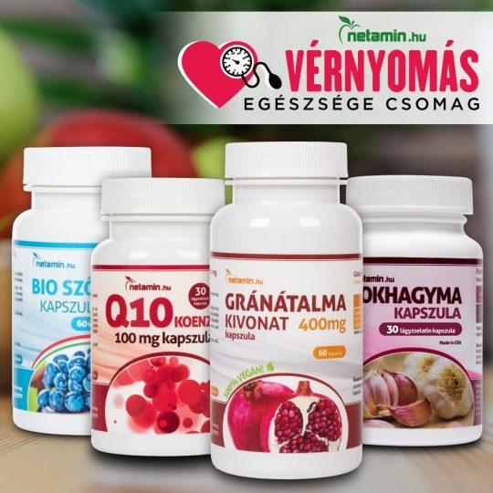 fogyókúrás termékek magas vérnyomás ellen
